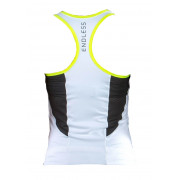 Camiseta Padel Endless Mujer Break Black White