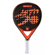 Pala Padel Just Ten Neon K 2018 Naranja