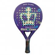 Pala Padel Black Crown Piton 5.0 Soft