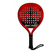 Pala Padel Black Crown Fox