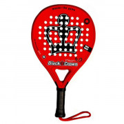 Pala Padel Black Crown Piton 4.0