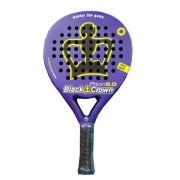Pala Padel Black Crown Piton 5.0