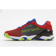 Zapatilla De Padel Drop Shot Conqueror Tech Red