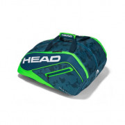 Paletero Padel Head Tour Team Monstercombi Verde