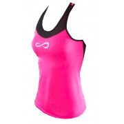 Camiseta Padel Endless Mujer Break Pink