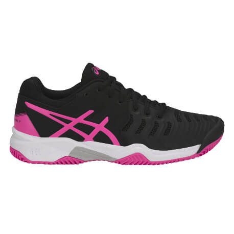 Zapatilla De Padel Asics Gel Resolution 7 Clay SG GS C800Y Color 9020