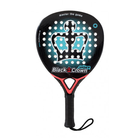 Pala Padel Black Crown Spider