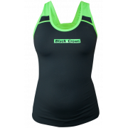 Camiseta Padel Black Crown Brujas