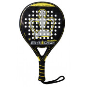 Pala Padel Black Crown Piton 7.0 Soft