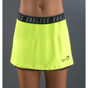 Falda Padel Endless Iconic Yellow