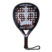 Pala Padel Black Crown Piton Attack