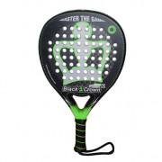 Pala Padel Black Crown Piton Attack 12K