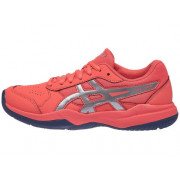 Zapatilla De Padel Asics Gel Game 7 Clay OC GS Rosa/Azul