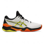 Zapatilla De Padel Asics Court FF 2 Clay White
