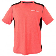 Camiseta Black Crown Gel coral-negro