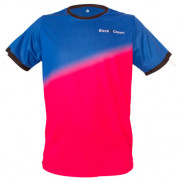 Camiseta Black Crown Tour Fucsia Azul