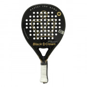 Pala Padel Black Crown Piton