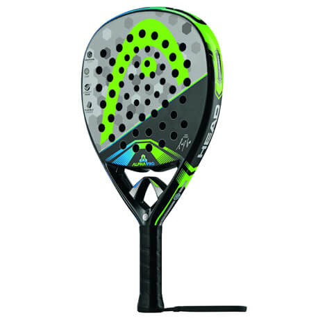 Pala Padel Head Graphene Touch Alpha Pro