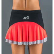Falda Padel Endless Starlett Black