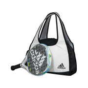 Bolso Padel Adidas Mujer WEEKEND BAG WHITE 2.0
