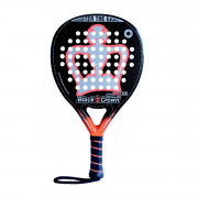 Pala Padel Black Crown Piton Attack Plus