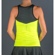 Camiseta Padel Endless Lux II Yellow