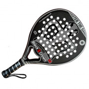 Pala Padel Black Crown Piton 9.0