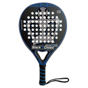 Pala Padel Black Crown Piton 9.0 Soft