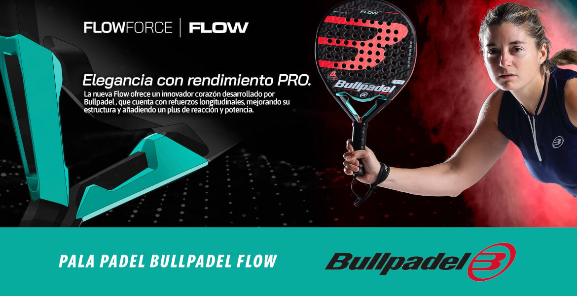 Pala Bullpadel Flow